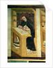 Dominican Monk at his Desk by Tommaso da Modena