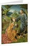 Christ as a Gardener, 1508 by Jacob Cornelisz van Oostsanen