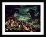 The Great Flood by Jan the Elder Brueghel