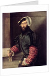 Portrait of a Nobleman by Italian School