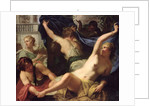 Bathsheba Bathing, 1655-70 by Pietro Liberi