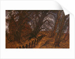 Autumn Gale by Carl Strathmann