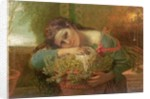 Isabella, or the Pot of Basil, 1877 by Joseph Severn