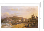 General View of Teignmouth, 1820 by Richard Hume Lancaster