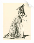 Women's fashion during the French Revolution by Anonymous