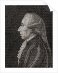 Portrait of Jean Sylvain Bailly by French School