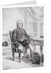 Portrait of Charles Maurice Talleyrand-Perigord by French School