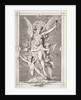 The Spirit of the Masons, engraved by Stephane Pannemaker by French School