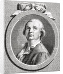 Portrait of Alessandro, Count of Cagliostro (Giuseppe Balsamo) by Leopold Mar