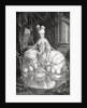 Portrait of Marie Antoinette by French School