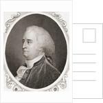 John Rutledge by English School