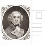 Admiral of the Fleet Richard Howe, 1st Earl Howe by English School