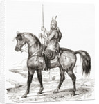 Amir Akbar Khan by English School