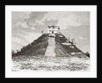 Chichen Itza, Yucatán, Mexico: El Castillo aka the Temple of Kukulkan or Kukulkan's pyramid by Spanish School