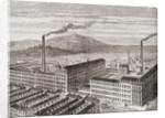 York Street Mill, Belfast, Northern Ireland by English School