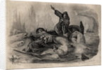 Hunting Polar Bears in the 18th century by French School