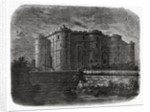 The Bastille, Paris in the 18th century by French School