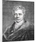 Friedrich Wilhelm Joseph von Schelling by German School