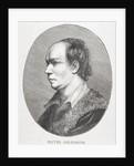 Oliver Goldsmith by English School