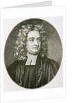 Jonathan Swift by English School