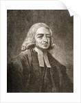 John Wesley by English School