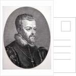 King Philip II of Spain by Titian