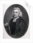 Charles Wesley by English School
