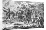Expulsion of the Moorish from Spain by Spanish School