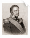 Bertrand, Count Clausel (or Clauzel) by Anonymous