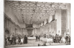 The Presence Chamber, Hampton Court Palace by Anonymous