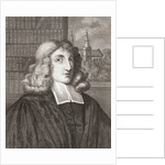 Henry Scougal. Scottish Anglican theologian, minister and author by Anonymous