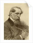 Charles Dickens by English School