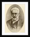 Victor Hugo by English School