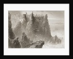 Dunluce Castle, County Antrim, Northern Ireland by William Henry Bartlett
