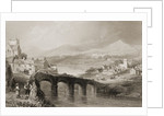 View of Bray, County Wicklow, Ireland by William Henry Bartlett
