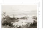 Devenish Island, County Fermanagh, Ireland by William Henry Bartlett