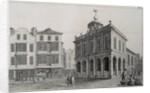 The Exchange, Cork, Ireland by William Henry Bartlett