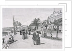 Promenade des Anglais, Nice, France by English School