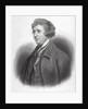Portrait of Edmund Burke by English School