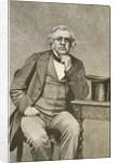 William Makepeace Thackeray by English School