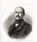 Otto Eduard Leopold, Prince of Bismarck, Duke of Lauenburg by French School