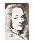 Voltaire by French School