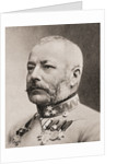 Archduke Friedrich, Duke of Teschen by German Photographer