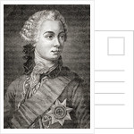 William I, Prince of Orange by French School