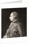 King George III by English School
