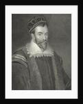 William Maitland of Lethington by English School