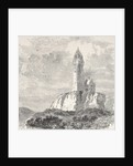 The Wallace Monument, Stirling, in c.1880 by English School