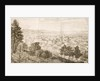 Ithaca and Cornell College, New York State, in c.1870 by English School