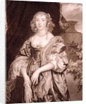 Portrait of Anne Carre, Countess of Bedford by English School