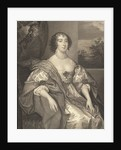 Portrait of Dorothy Percy, Countess of Leicester by English School